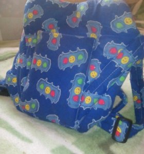 Кенгурушка для переноски ребёнка