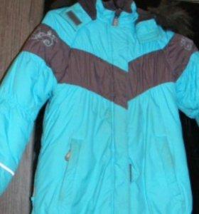 Пальто зимнее lenne