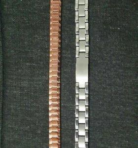 Мужской браслет из вольфрама торговой марки SPIKES