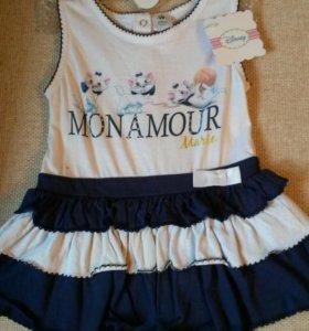 Новые милые платья для малышки
