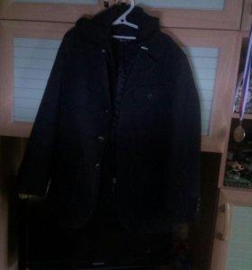 Пальто на мальчика 11-12 лет