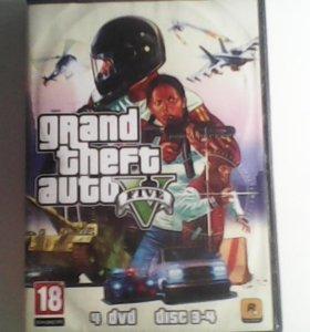GTA5 (лицензионный)