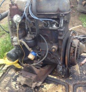 Двигатель классика