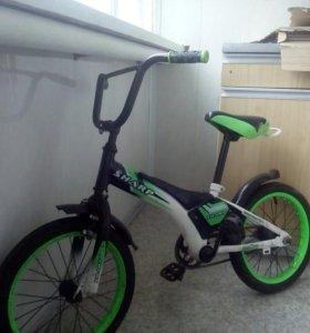 Детский велосипед Sharp 5-8 лет