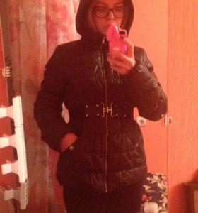 Куртка H&M демисезонная тёплая