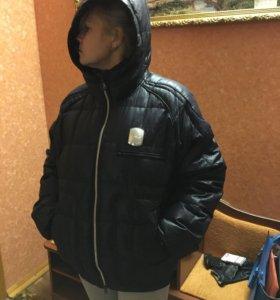 adidas Пуховик мужской
