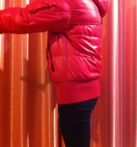 Куртка на девочку 12-14 лет