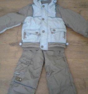 Продается комплект куртка+брюки