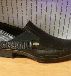 Брендовые мужские туфли б/у