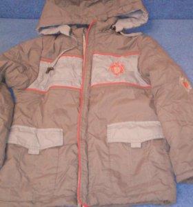 Куртка подросковая