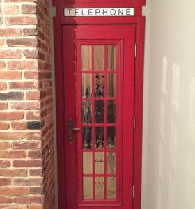 Установка дверей межкомнатных