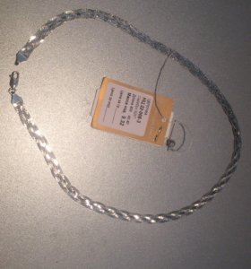 Серебро цепочка