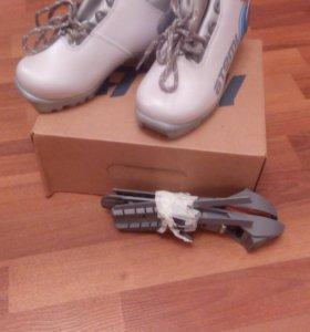 Ботинки лыжные детские  ATEMI