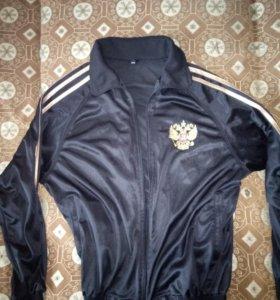 Продам толстовку сб.России по футболу