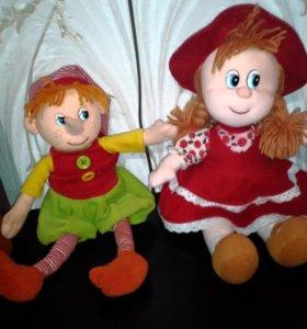 Поющие куколки.