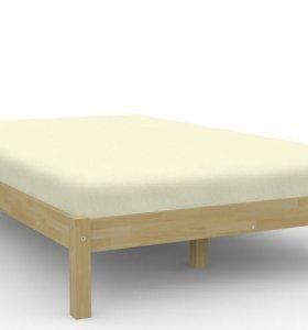 Кровать(Тахта) из массива берёзы №4