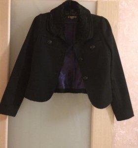 Пальто итальянское 44-46 размер
