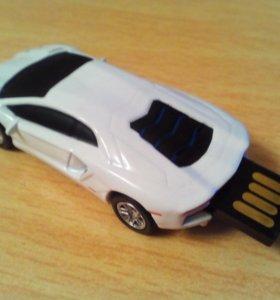"USB флешка 8 Гб ""lamborghini"""