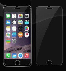 Закаленное стекло iPhone 6/6s