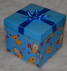 Для сыночка или внука (подарок)