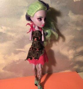 Кукла Монстр Хай. Твила.