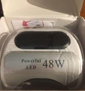 Гибридная лампа LED, 48 Вт