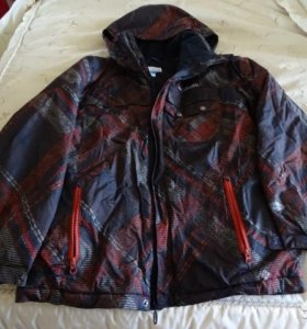 Куртка для мальчика Colambia