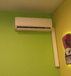 Кондиционеры и системы вентиляции