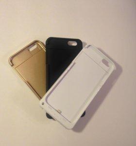 Чехол аккумулятор iPhone 6+, iPhone 6s+