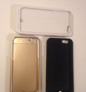 Чехол аккумулятор iPhone 6, iPhone 6s