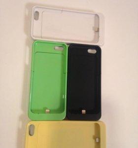 Чехол аккумулятор iPhone 5, iPhone 5c, iPhone 5s