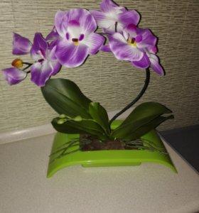 Орхидея.Искусственная.
