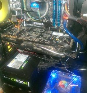 Видеокарта MSI  GeForce GTX 760