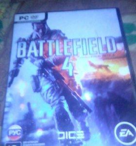 Продам диск игры battelfield 4