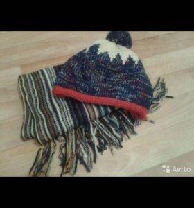 Шапка и шарф (ostin)