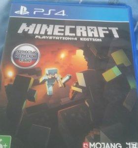 Игра Minecraft PS4