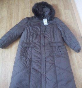Куртка зимняя, р. 64-66