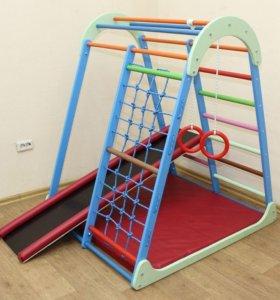 ДСК КАПЕЛЬКА Детский спортивный уголок