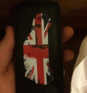 Чехол на Айфон 5s новый