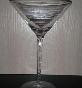 Бокалы для мартини 6шт