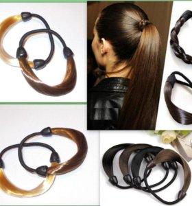 Резинка для волос 'Прядь'