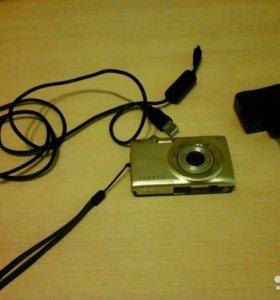 Цифровой Ф отоаппарат Nikon Coolpix S2500 Silver