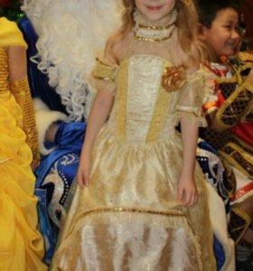 Новогодний костюм Золушки