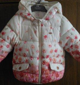 Zara baby Весенняя курточка