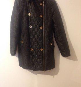 Куртка полупальто осень р.44-46