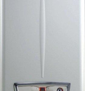 Двухконтурный турбированный газовый котел иммергаз