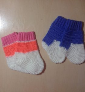 носочки для малышей(новые)