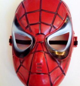 Маска Человек паук детская