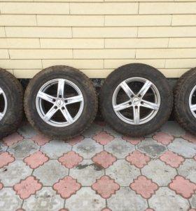 Зимняя колесо
