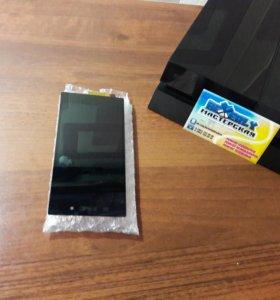 Дисплей+тачскрин на Sony xPeria Z1.